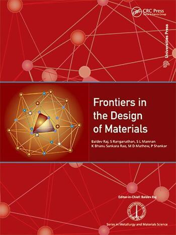 Frontiers in the Design of Materials book cover
