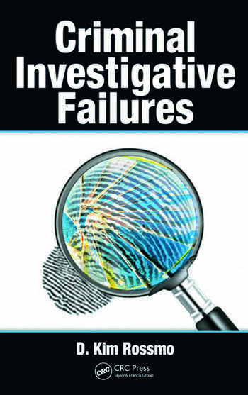 Criminal Investigative Failures book cover
