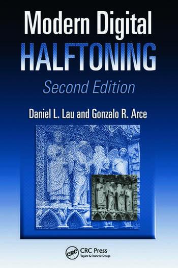 Modern Digital Halftoning book cover