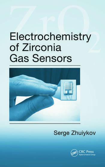 Electrochemistry of Zirconia Gas Sensors book cover