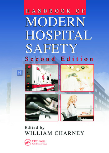 Handbook of Modern Hospital Safety book cover