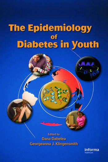 Epidemiology of Pediatric and Adolescent Diabetes book cover