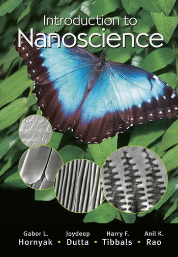 Introduction to Nanoscience book cover
