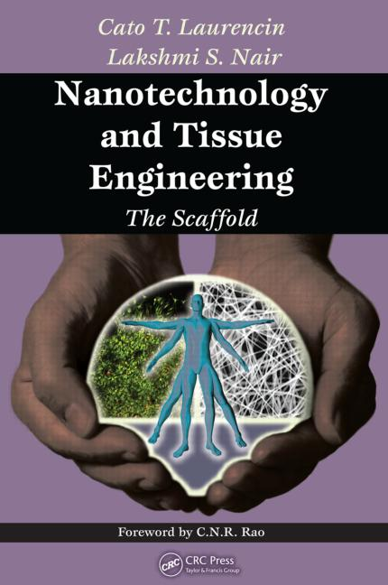 Nanotechnology and Tissue Engineering The Scaffold book cover