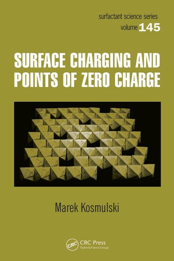 Surface Charging and Points of Zero Charge book cover