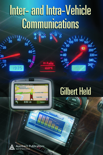 Inter- and Intra-Vehicle Communications book cover