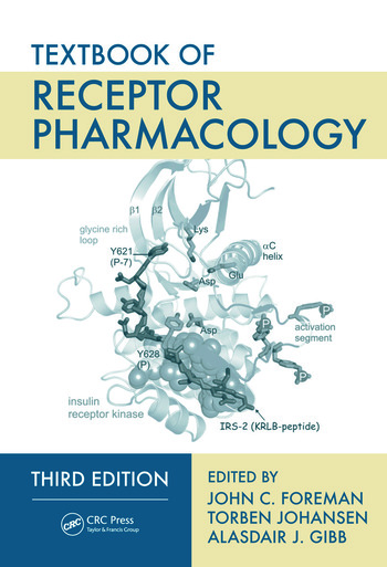 Textbook of Receptor Pharmacology book cover