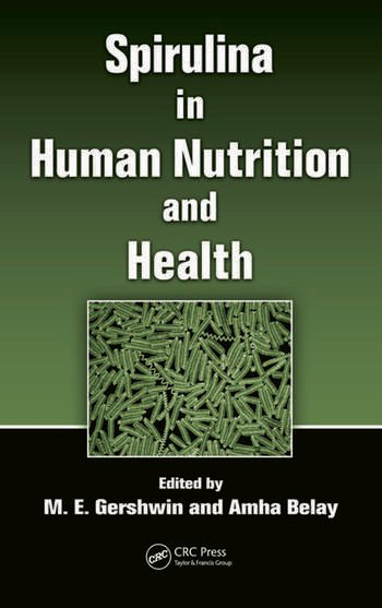 Spirulina in Human Nutrition and Health book cover