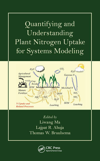 Quantifying and Understanding Plant Nitrogen Uptake for Systems Modeling book cover