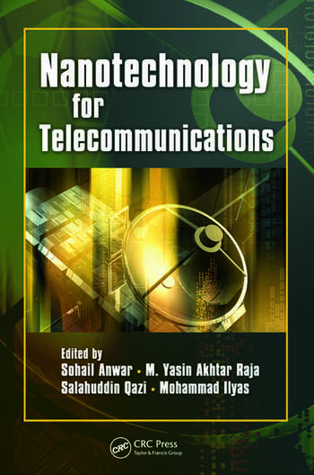 Nanotechnology for Telecommunications book cover