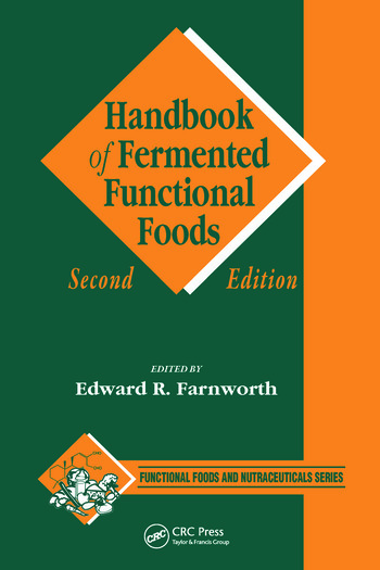 Handbook of Fermented Functional Foods book cover