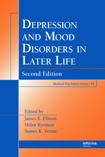 Mood Disorders in Later Life book cover