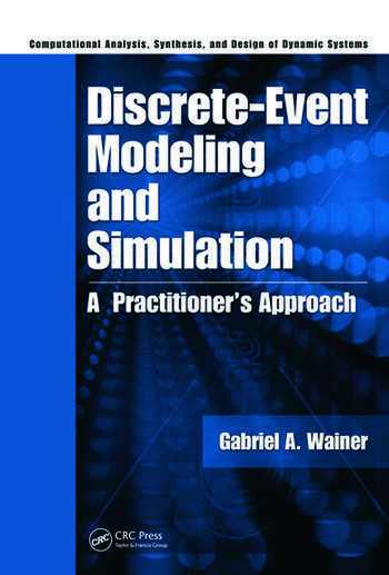 Discrete-Event Modeling and Simulation A Practitioner's Approach book cover