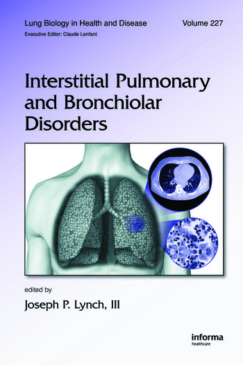 Interstitial Pulmonary and Bronchiolar Disorders book cover
