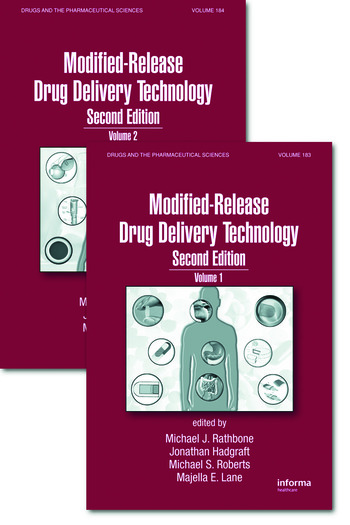 Modified-Release Drug Delivery Technology, Second Edition book cover