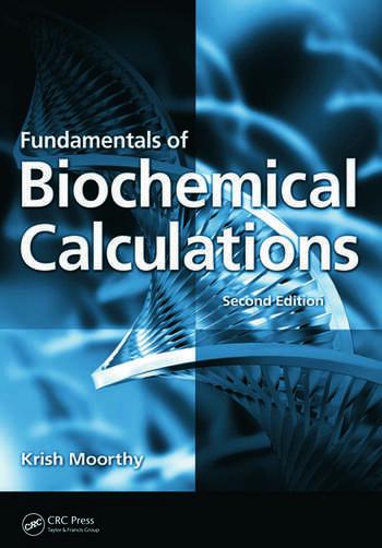 Fundamentals of Biochemical Calculations book cover