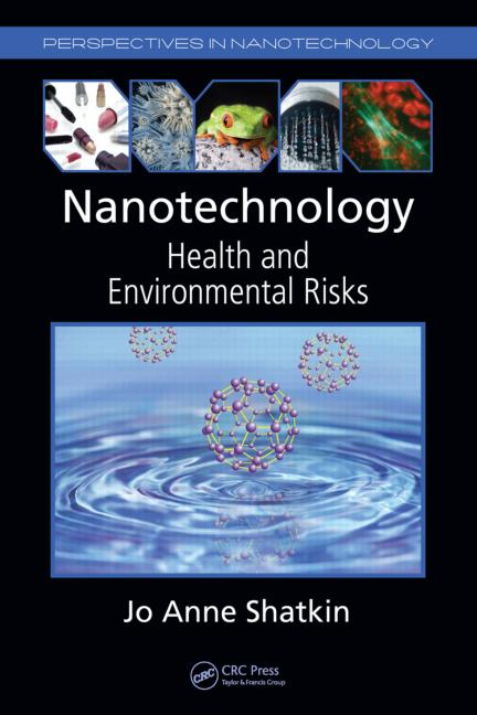 Nanotechnology Health and Environmental Risks book cover