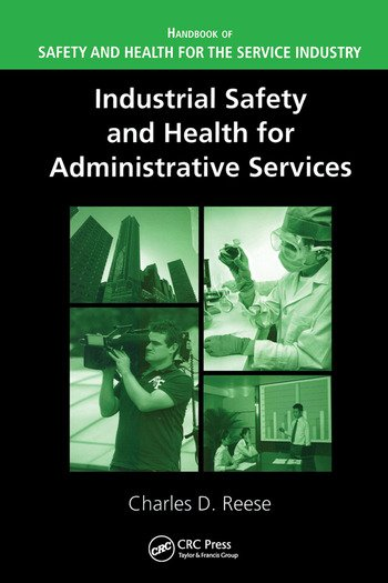 Industrial Safety and Health for Administrative Services book cover