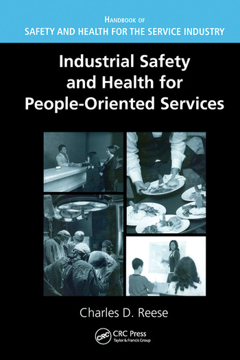 Industrial Safety and Health for People-Oriented Services book cover
