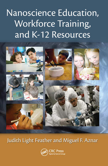 Nanoscience Education, Workforce Training, and K-12 Resources book cover