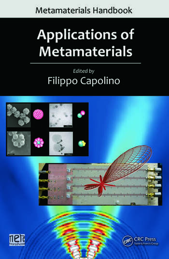 Applications of Metamaterials book cover