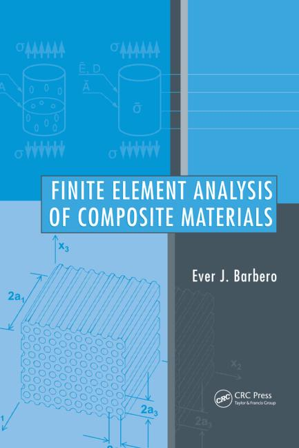Finite Element Analysis of Composite Materials book cover