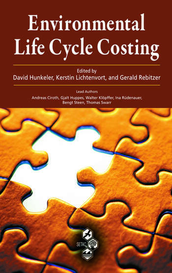 Environmental Life Cycle Costing book cover