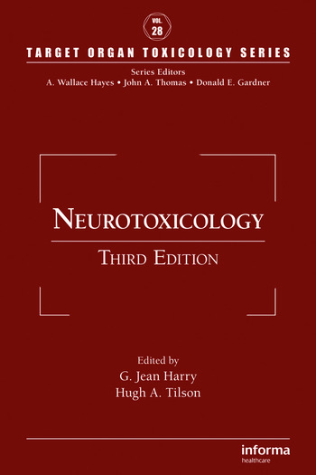Neurotoxicology, Third Edition book cover