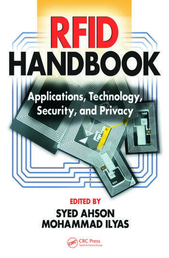 RFID Handbook Applications, Technology, Security, and Privacy book cover