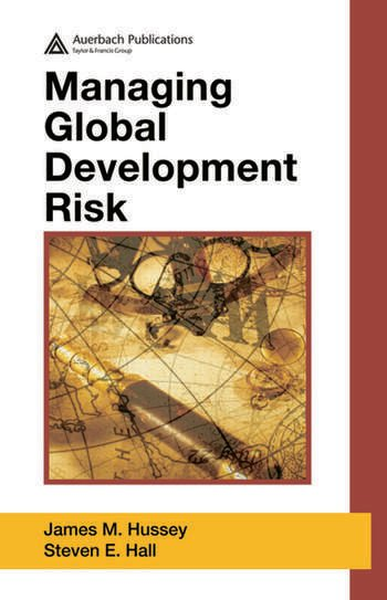 Managing Global Development Risk book cover