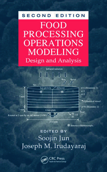 Food Processing Operations Modeling Design and Analysis, Second Edition book cover