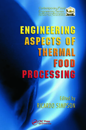 Engineering Aspects of Thermal Food Processing book cover