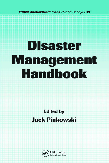 Disaster Management Handbook book cover