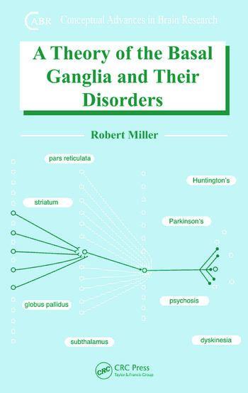 A Theory of the Basal Ganglia and Their Disorders book cover