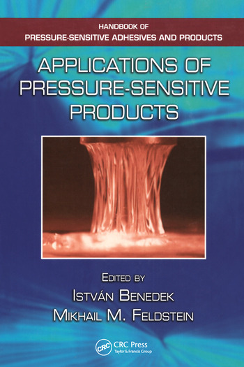 Applications of Pressure-Sensitive Products book cover