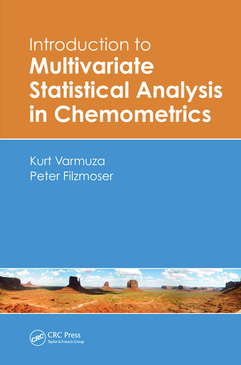 Introduction to Multivariate Statistical Analysis in Chemometrics book cover