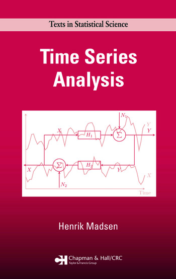 Time Series Analysis book cover