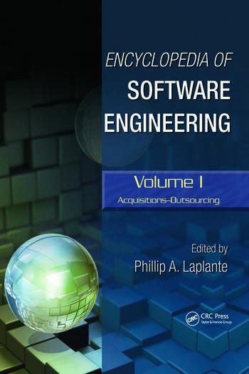 Encyclopedia of Software Engineering Three-Volume Set (Print) book cover