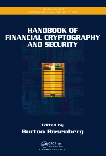 Handbook of Financial Cryptography and Security book cover