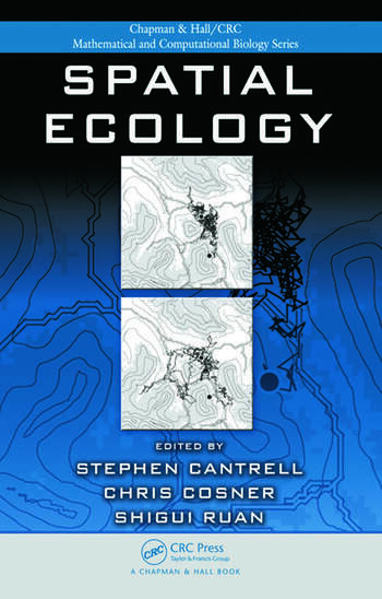 Spatial Ecology book cover