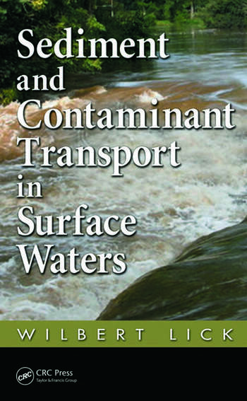 Sediment and Contaminant Transport in Surface Waters book cover
