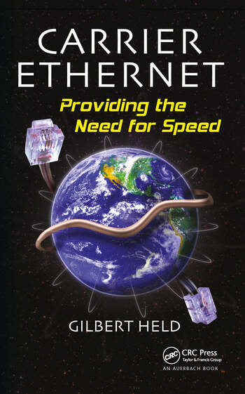 Carrier Ethernet Providing the Need for Speed book cover