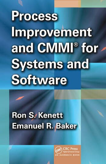 Process Improvement and CMMI® for Systems and Software book cover