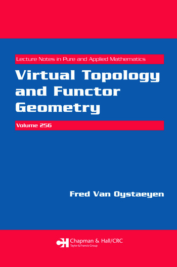Virtual Topology and Functor Geometry book cover