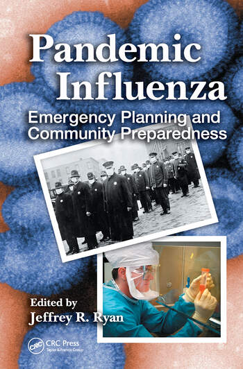 Pandemic Influenza Emergency Planning and Community Preparedness book cover