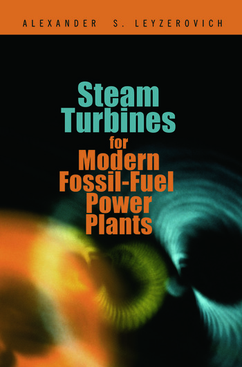 Steam Turbines for Modern Fossil-Fuel Power Plants book cover