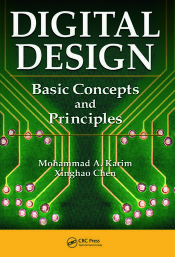 Digital Design Basic Concepts and Principles book cover