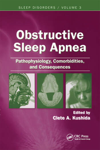 Obstructive Sleep Apnea book cover