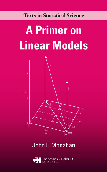 A Primer on Linear Models book cover