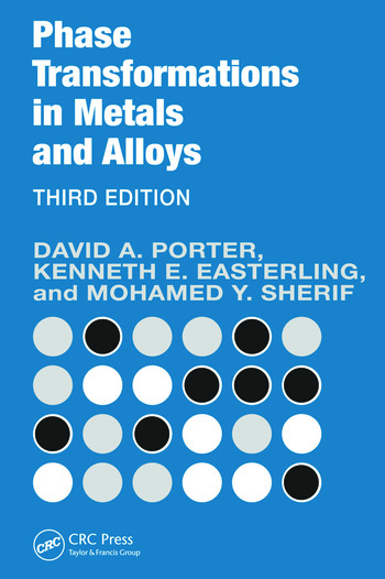 Phase Transformations in Metals and Alloys, Third Edition (Revised Reprint) book cover